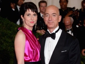 World's costliest divorce?Amazon CEO Jeff Bezos and wife are divorcing