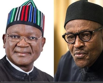 Buhari is the worst President when it comes to security – Governor Ortom