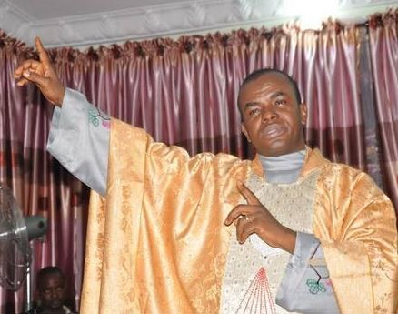 'A President that is fighting corruption needs to be supported' – Father Mbaka says as he predicts unimaginable hardship In 2019