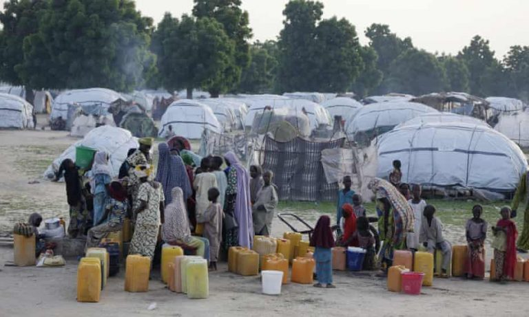 Fascinating story of former wives of Boko Haram fighters who prefer life with the terrorists than in IDP camps