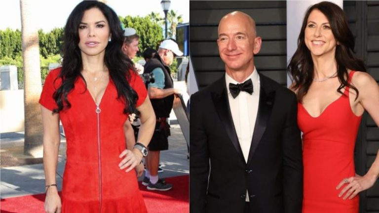 Amazon founder Jeff Bezos' di c k photos and love messages to married mistress leaked