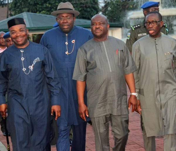 South-South governors tell Chief Justice Onnoghen to shun Code of Conduct trial today