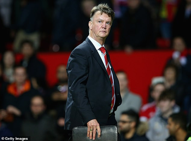 Former Manchester United Coach Louis Van Gaal Officially