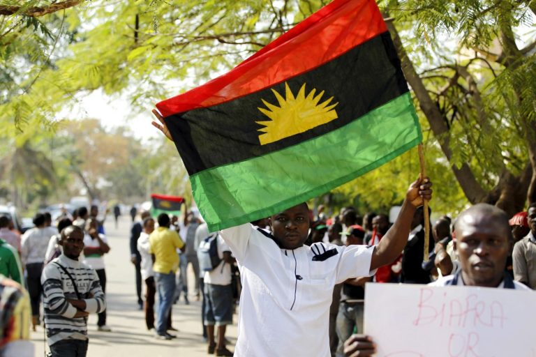 South-east will be on lockdown every Monday till Nnamdi Kanu is freed – IPOB