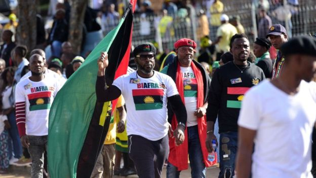 Shutting down Southeast for a year will not expedite Nnamdi Kanu's release. Go to Abuja and protest – Ohanaeze tells IPOB