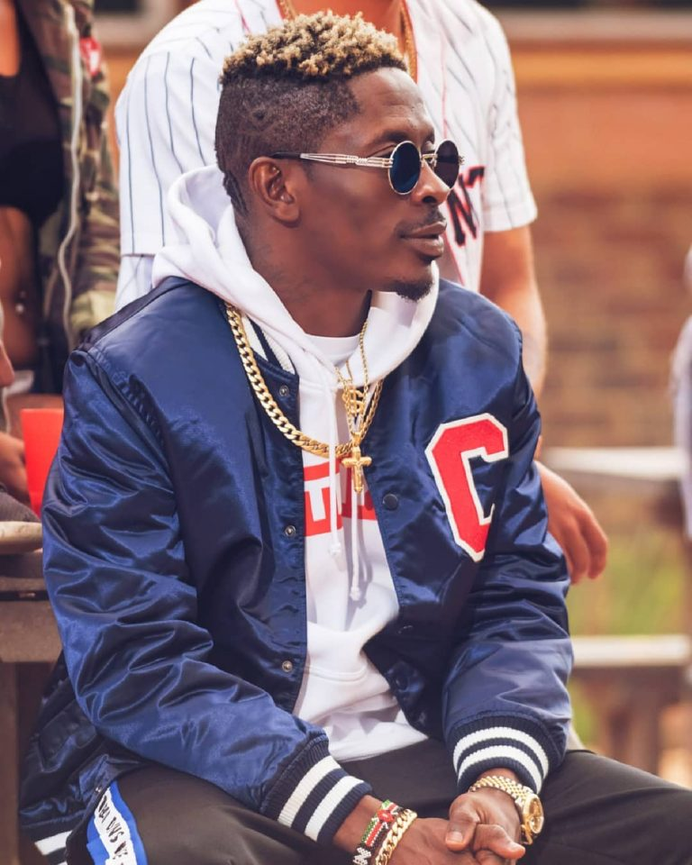 God is Alive-Shatta Wale