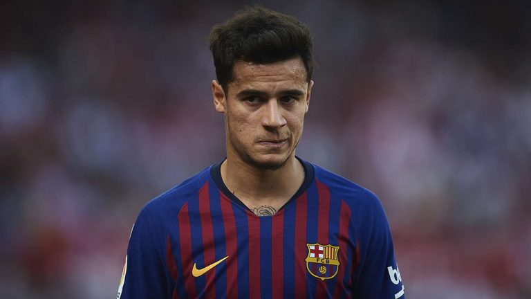 Transfer: Chelsea want Coutinho to replace Hazard