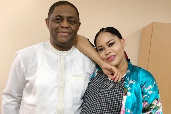 A good name is better than riches, a thief is never ashamed – Precious Chikwendu drops shade post after estranged husband, FFK joined APC