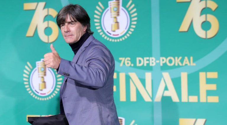 Germany coach Loew taken to hospital after accident