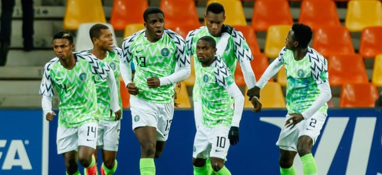 Nigeria versus Ukraine: Fans shoot Flying Eagles regardless of advancing to knockout stage