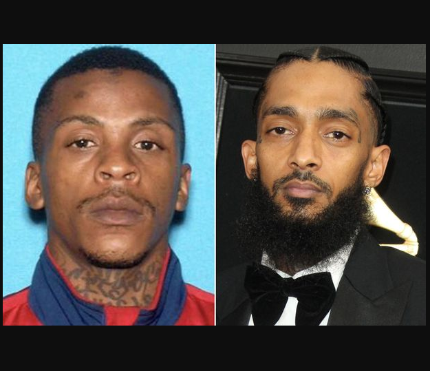 Alleged Nipsey Hussle Killer indicted