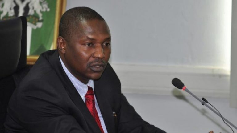 AGF guarantees the safety of Nigeria's assets in the UK