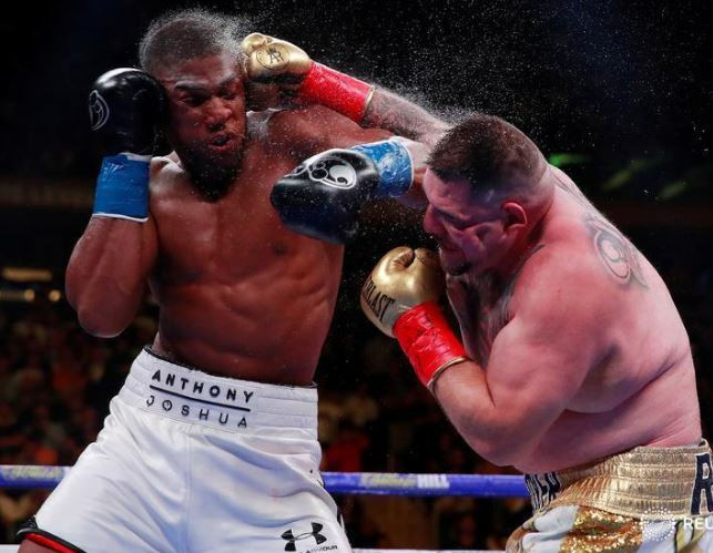 I'm sorry I let my friends and supporters down' – Anthony Joshua reacts after shocking defeat to Andy Ruiz Jr.
