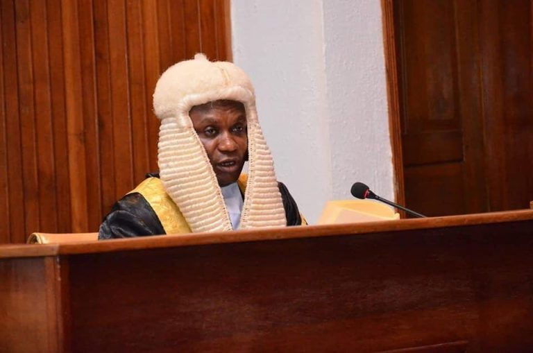 Former Abia State Governor Theodore A. Orji's son, Chinedum Enyinnaya Orji emerged Speaker of 7th Abia State House of Assembly.[pictures]