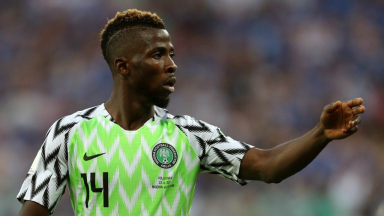 Rohr: I dropped Iheanacho  from AFCON before Zimbabwe coordinate