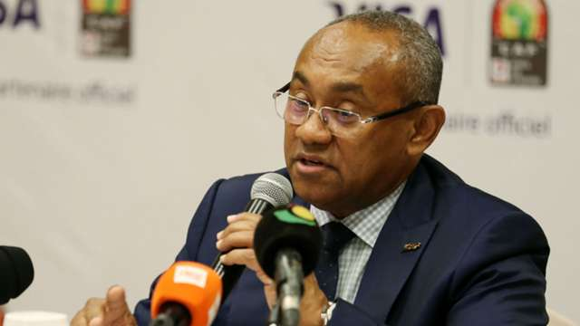 JUST IN: CAF President Ahmad arrested in Paris
