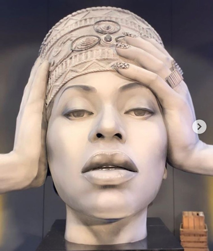 BeyHive not impressed with Beyoncé's sculpture unveiled in Berlin