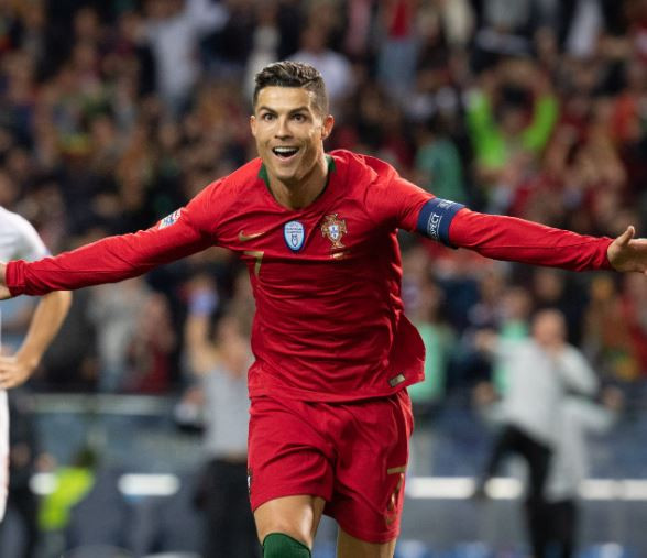 Cristiano Ronaldo soar high as he scores 53rd hat-trick of his career in Nations League final