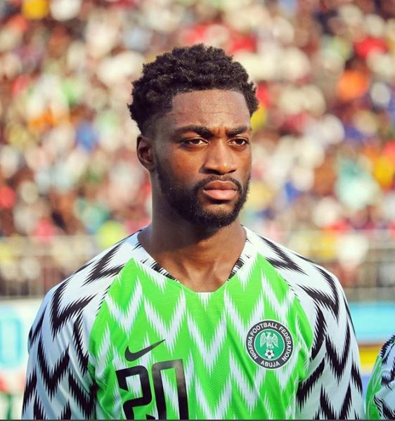 AFCON 2019: Semi Ajayi responds to being dropped by coach Rohr from 23-man squad for Nations cup