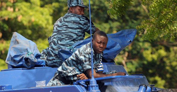 U.K. Issues Warning based intelligence report of an immenent Risk of Militant Attacks in Ghana
