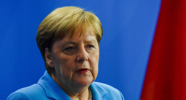 There Is No Need To Worry, Merkel Says After Health Scare