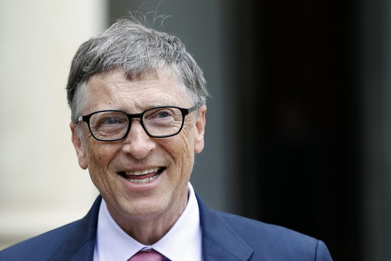 IPOB leader, Nnamdi Kanu accuses Bill Gates and wife of trying to kill Africans with coronavirus