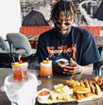 If I like her all it will takes is a double tap – Rapper Ycee brags of being ladies man