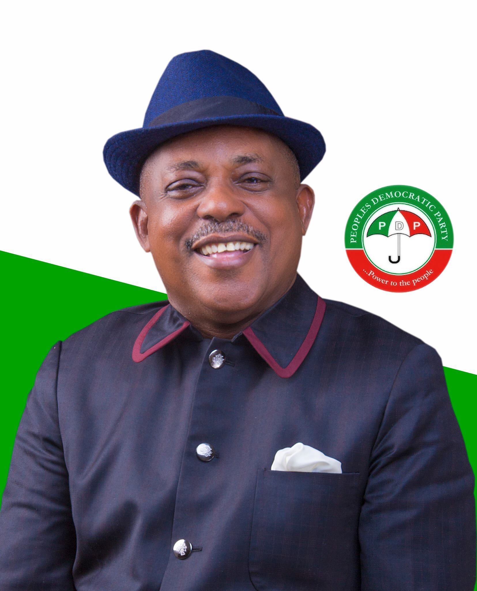 give peace a chance  secondus wades into lagos pdp crisis