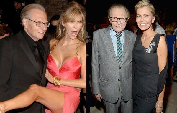 Larry King Files For Divorce From 7th Wife Shawn King Talk Of Naija
