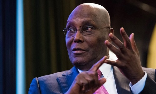 It would surprise no one if bandits applied for registration with the Corporate Affairs Commission and listing on the Nigerian Stock Exchange- Atiku Abubakar