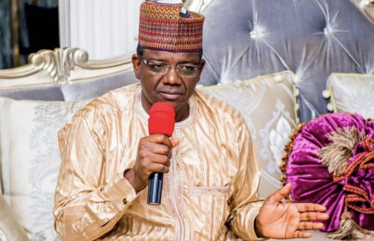 Governor Matawalle blames 'Fake News' for preventing Nigerian army from defeating bandits