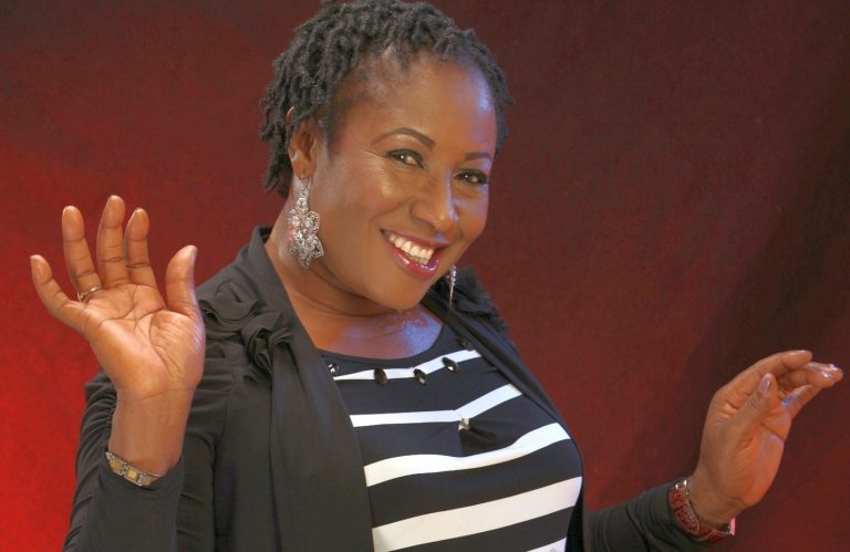 """""""Still building my dream"""" – Patience Ozokwor says after leaving Nigeria for Dubai (Video)"""