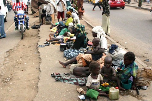 Leave Lagos or face sanctions – State govt tells Beggars and street hawkers