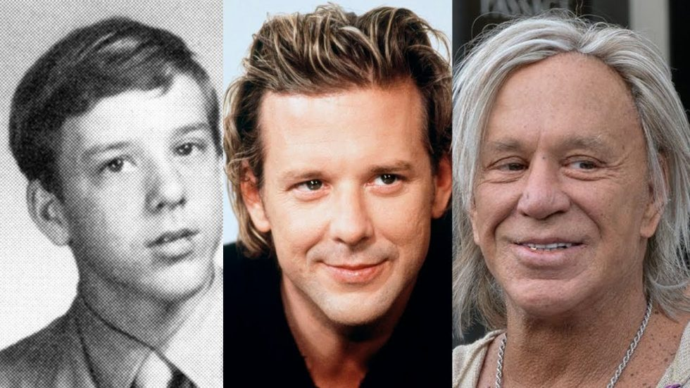 Mickey Rourke past and present: What happened to the ...