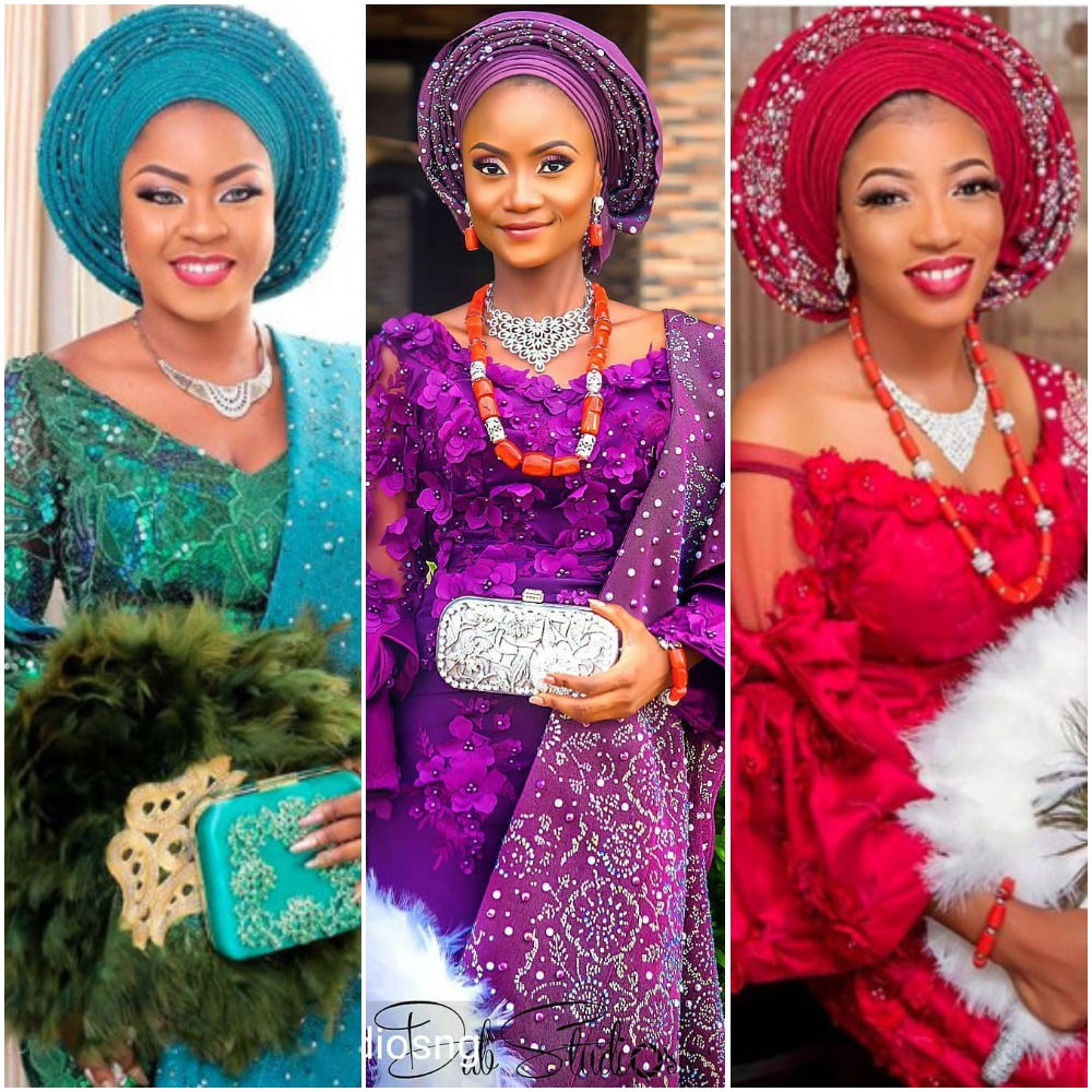 Nigerian Traditional Yoruba Wedding: Are You A Soon To Be Yoruba Bride? Let These 10 Photos