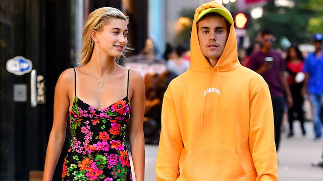 Hailey Bieber shuts down claim of Justin Bieber not treating her nicely