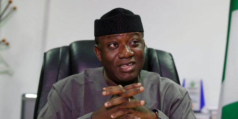 Let us work together to make Nigeria a better place – Gov Fayemi tells Nigerian youths planning to relocate to Canada