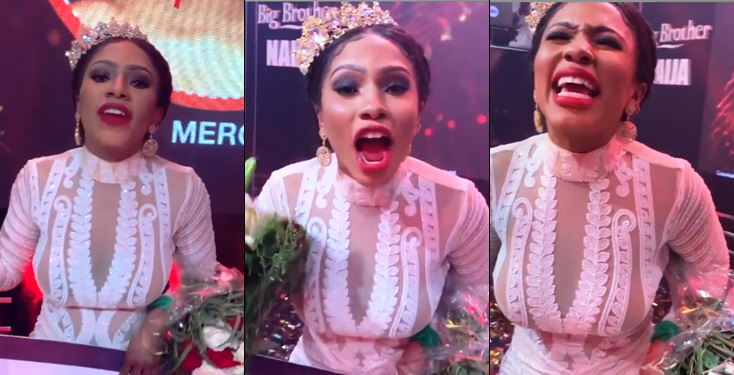 Image result for BBNaija: What I Will Do With My N60m Prize – Mercy Reveals