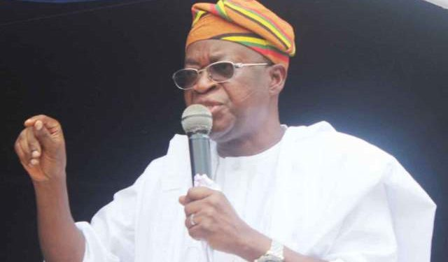 Osun Govt Presents 119bn Budget For 2020