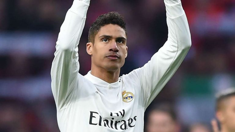 Big blow for Real Madrid as Raphael Varane tests positive for coronavirus hours before Champions League quarter-final clash with Liverpool