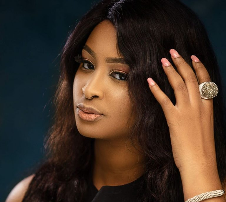 'This is by far the worst pain I've ever had to deal with' – Etinosa Idemudia in tears as she loses dad