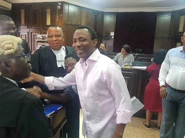 Image result for Court gives DSS 24hours to release Sowore, Bakare