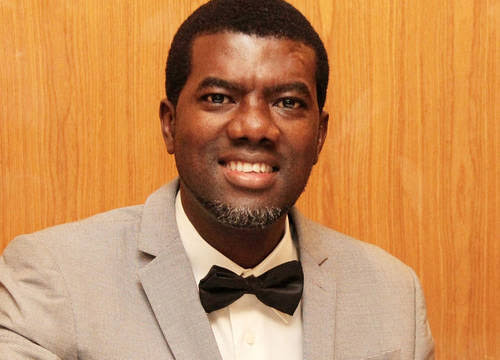 You Wont Be A Slay Queen Forever, Invest Now: Reno Omokri Tells Celebrities