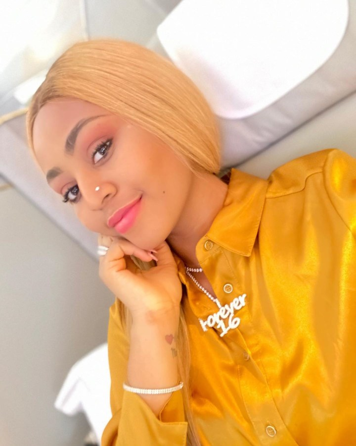 'I'm young and beautiful' – Regina Daniels excitedly says