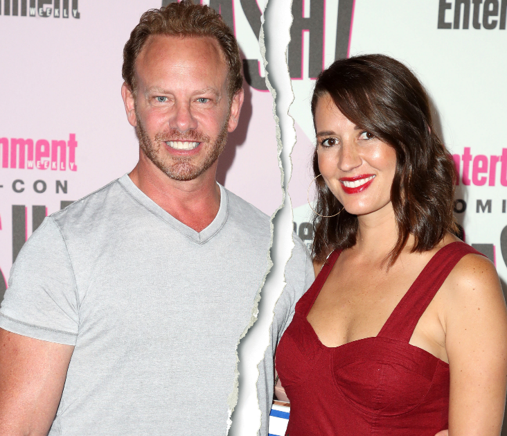 BH90210 actor Ian Ziering's wife Erin Ludwig files to end their nine-year marriage