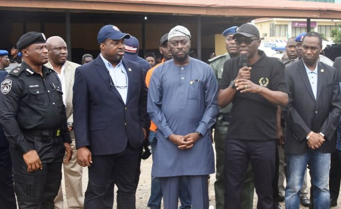 """""""Lagos Is Safe For All Law-Abiding Residents And Visitors"""" – Sanwo-Olu Assures"""