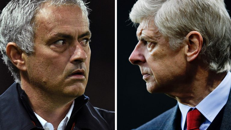 Who is more qualified for the job? Mourinho, Wenger and Bayern's options