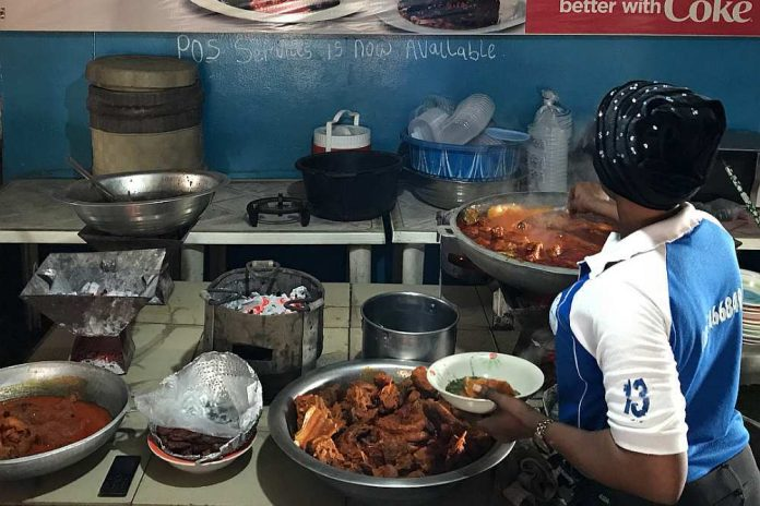 """Wickedness: """"I use water from my private part and menstruation blood to cook"""", Buka owner..."""