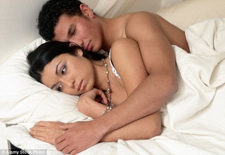 'I can't take it any more, my boyfriend lasts 30-45 minutes in bed' – Lady laments