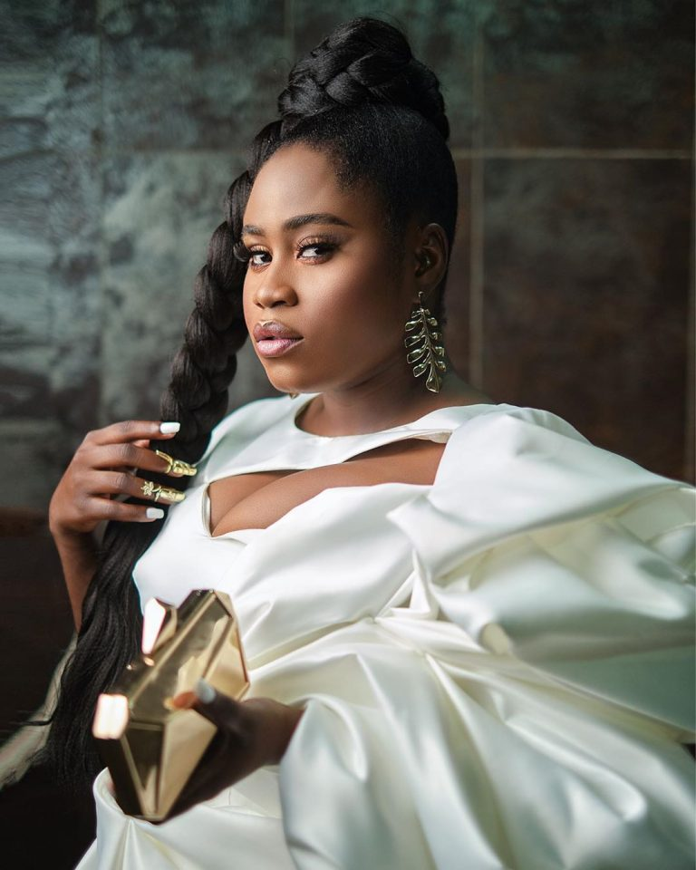 Lydia Forson defines thick and sexy in this PHOTO